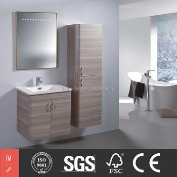 Eco Friendly Complete Prefabricated Bathroom Vanity Units