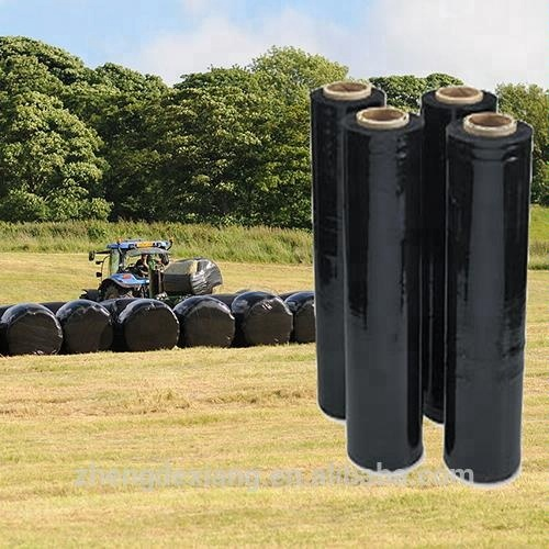 High Quality Agriculture Grass Bale Silage Wrap
