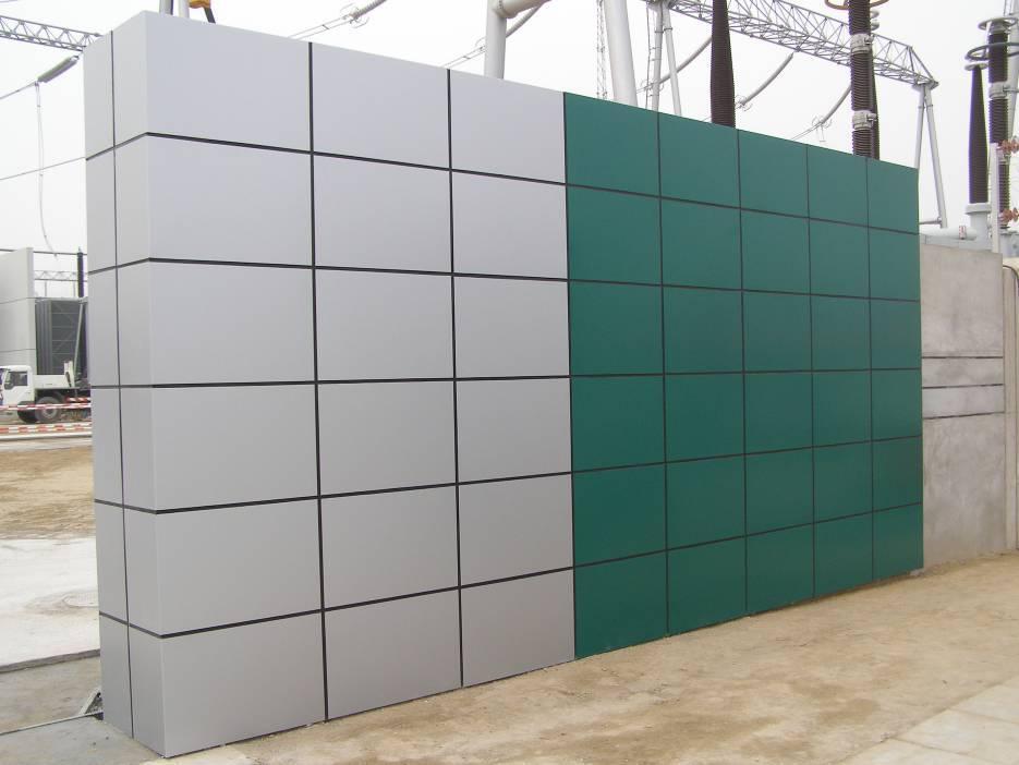 Acp conception rev tement mural acp panneau composite - Panneau composite aluminium ...