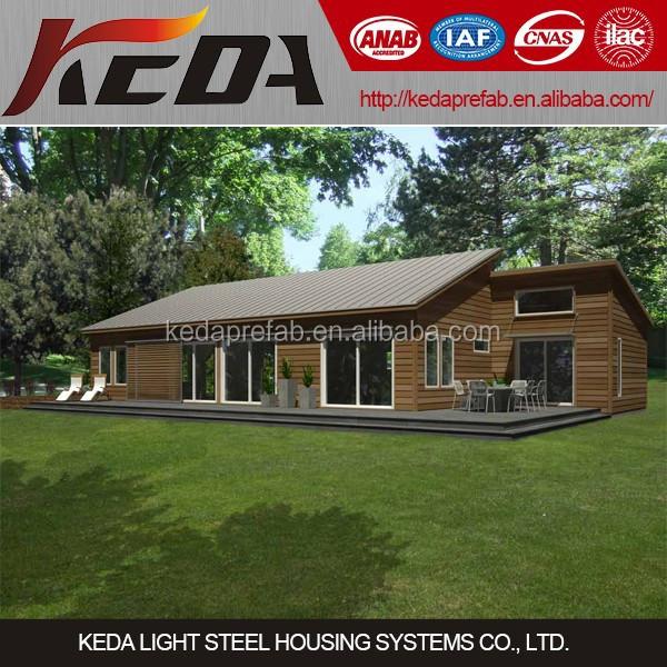 abri de jardin maison modulaire pr fabriqu e villa en. Black Bedroom Furniture Sets. Home Design Ideas