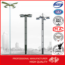 Prompt Delivery and Sample Supply 8M-16M Outdoor Antique Yard Light Pole