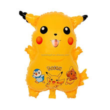 pokemon birthday party cartoon character balloons for kids birthday party