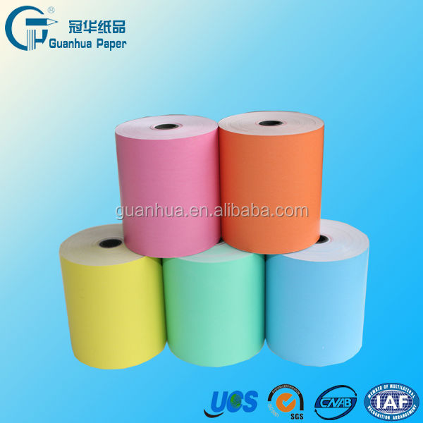 high quality thermal paper/ cash register paper/ pos paper rolls