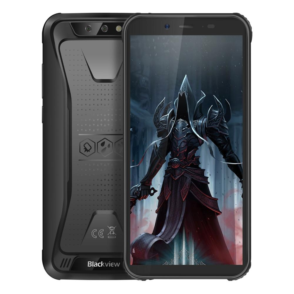 """2019 newly Blackview BV5500 pro IP68 Waterproof 4G Mobile Phone 3GB+16GB 5.5 Screen Android 9.0 Pie Dual SIM Rugged Smartphone"""""""