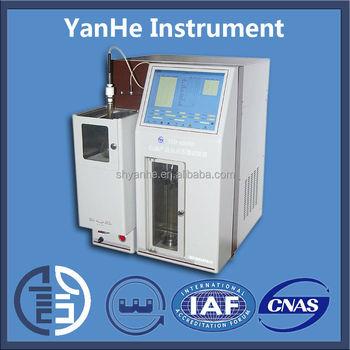 Syd-6536d Digital Lcd Display Automatic Distillation Apparatus ...