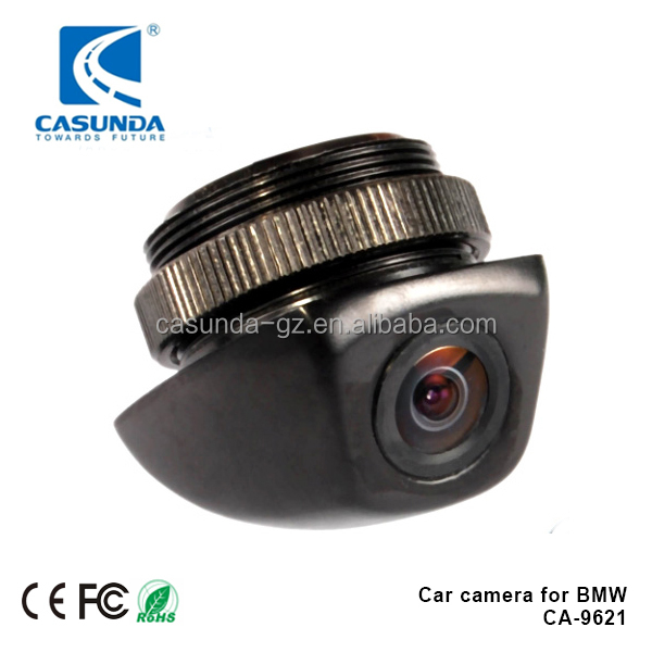 Waterproof IP68 mental specialized car rear view camera for BMW X5