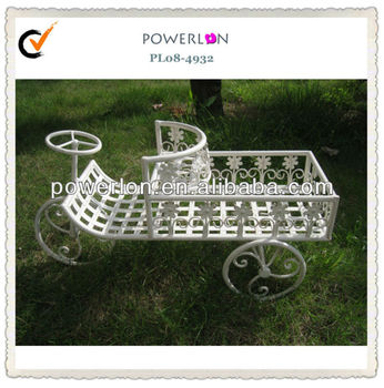 Cheap Bicycle Metal Garden Ornament