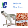 Industrial meat cutting machine dicer with high efficiency for sale, DRD450 Frozen Meat Dicer