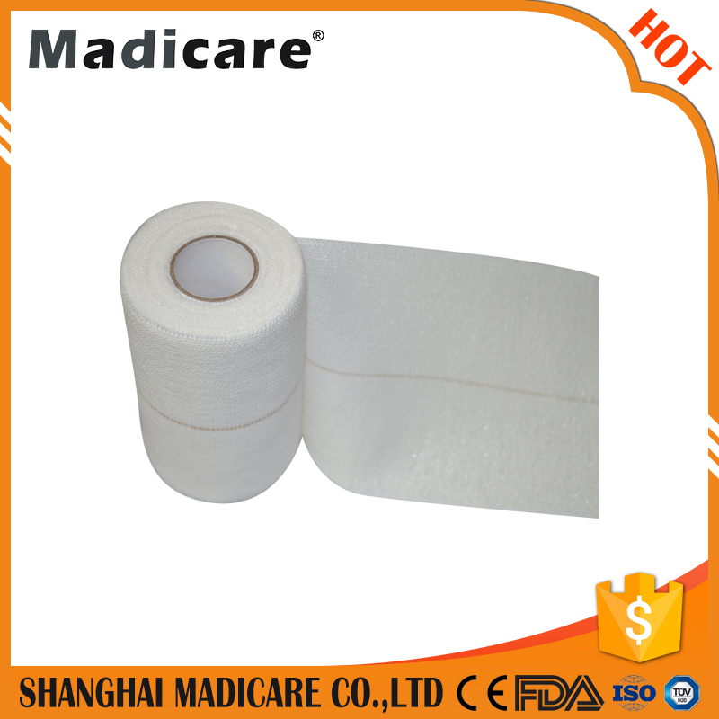 High Adhesion Elastic Cohesive Fabric Flexible Bandage