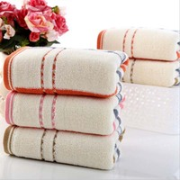 Beautiful personality soft product jacquard cotton hand towel