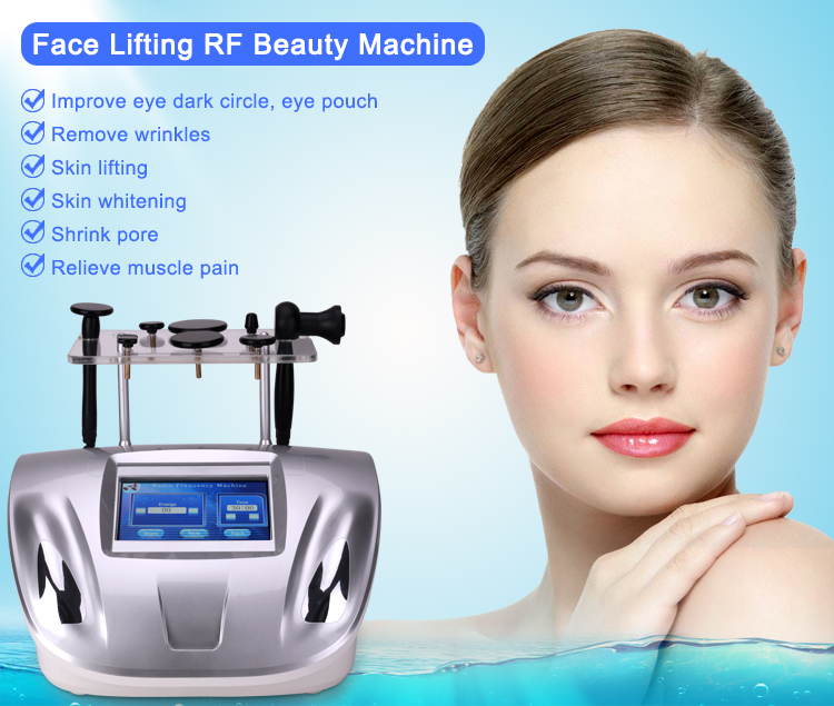 Latest Portable RF Wrinkle Removal Machine Radio Frequency Machine For Home Use