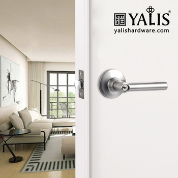 Handle Door Locks Interior Door Usage Thumb Turn Knob Lock In Medium