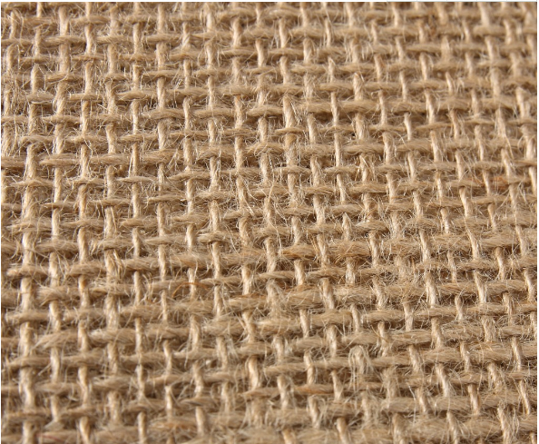 30x30 Density 100% Natural Woven Hemp Jute,Can Be laminated jute fabric for garments, jute fabric for concrete construction