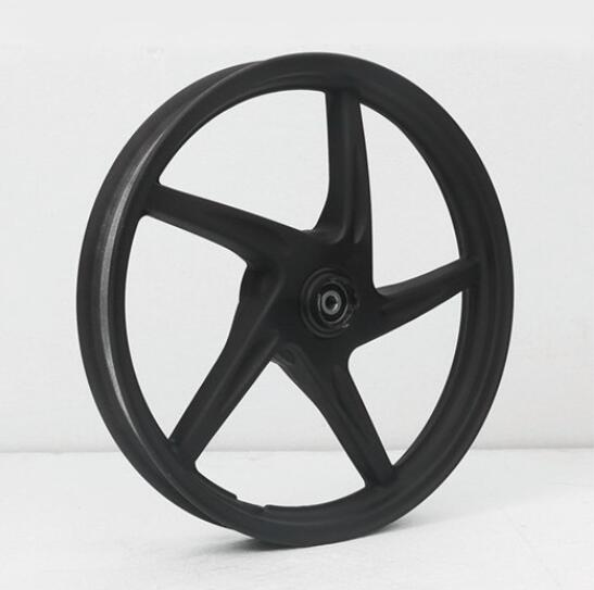 new aluminum 14 inch front wheel rim high quality scooter aluminum front wheel hub for 14 inch. Black Bedroom Furniture Sets. Home Design Ideas