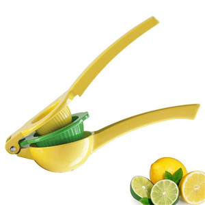 AMAZON hot selling low price stainless steel hand lemon squeezer for people