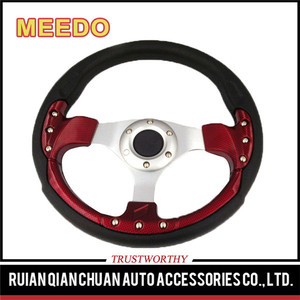 The fine quality steering wheel omp