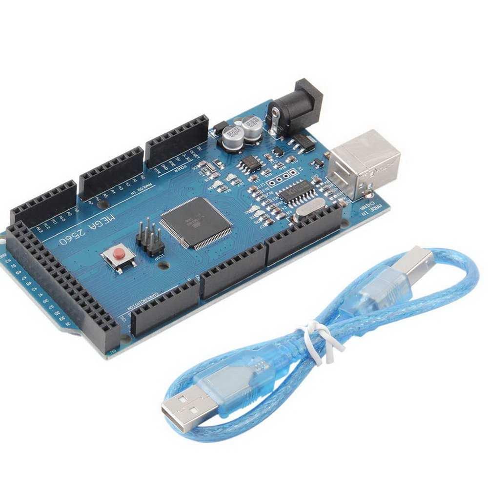 Sintron MEGA 2560 R3 ATmega2560 Reference PDF files for Arduino IDE 54 I//O Pin