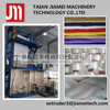 FABRIC TAPE WEBBING YARN PP MULTIFILAMENT YARN SPINNING MACHINE/ FDY SPINNING LINE