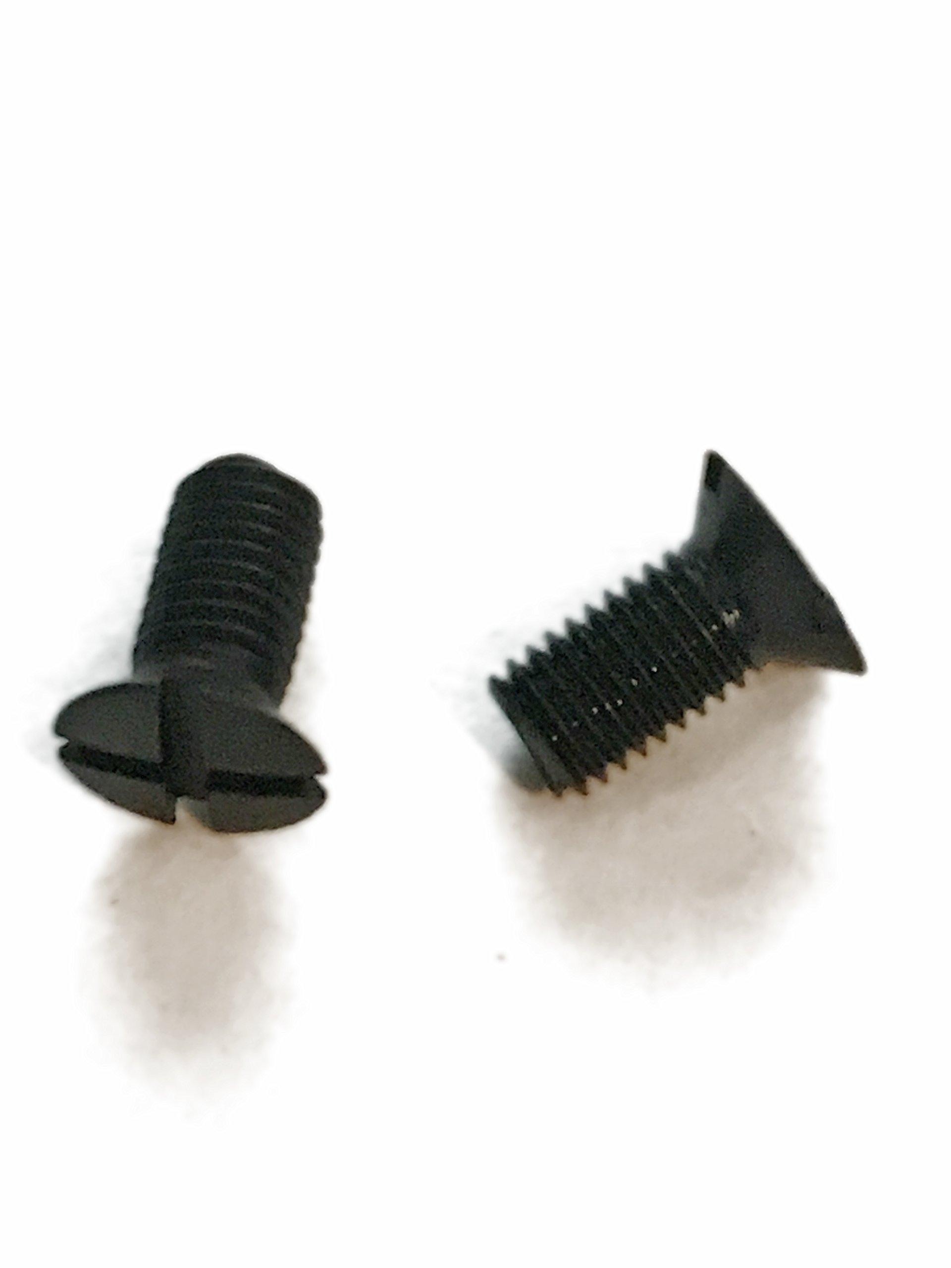 "Juki Original Genuine Part - ""NEEDLE PLATE SCREW"" for Juki Single Needle Industrial Sewing Machines (Set OF 2 Original Juki Brand)"