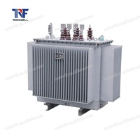 11KV 3 phase oil immersed distribution transformer