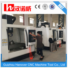 VMC850 CNC Milling Machine 5 Axis/Vertical machining center price for today's machine shops, tool rooms, die/mold production