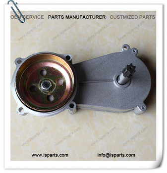 49cc Mini Pocket Bike Transmission Clutch Extended Gear Box Buy