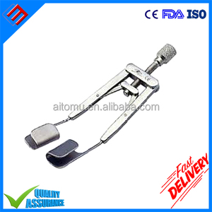 Ophthalmic Surgical Instruments Titanium Eye Speculum