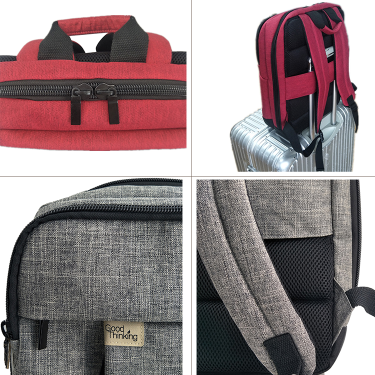 Custom Unisex Business Eco-Friendly Computer Bag Backpack,Office Backpack For Laptop