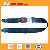 two points static seat belt