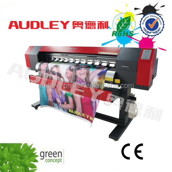 waterbase ink or eco solvent Ink digital Printing Machine for sale ADL-A1951
