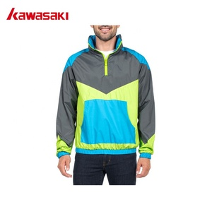 Best quality new style custom windbreaker jackets for men wholesale