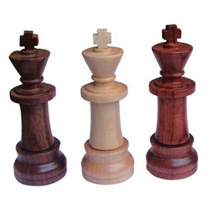 Gift International Chess Shape Woodwind USB Flash Drive 8GB