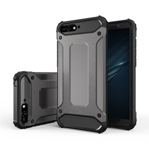 In Stock Super Armor Back Cover Case For Huawei Y7 2018 Y7 Prime 2018