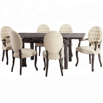 Living Room Furniture Sets 6 Seater Rectangular Table Luxury Solid Oak Wood  Dining Table Set - Buy Dining Table Set Luxury,Dining Table Set ...