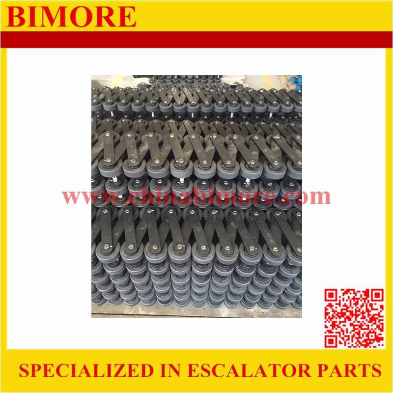 BIMORE Escalator step chain