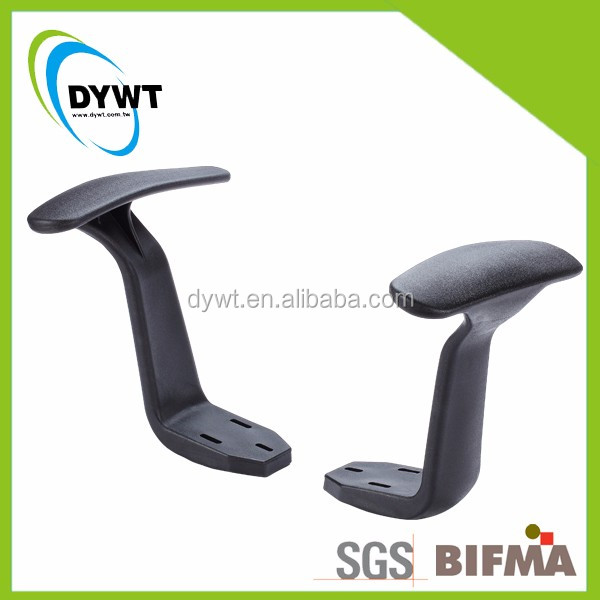 DYWT Office Chairs Armrest Repair Spare Furniture Parts