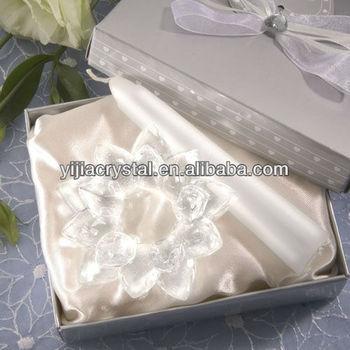 Kristall Glas Hochzeit Kerzenhalter Geschenke Fur Gaste Giveaways
