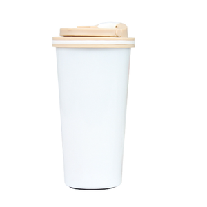 2019 Popular Reusable Stainless Steel Coffee Travel Coffee Mug White