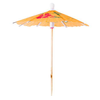 Anhui Factory Drinking Tail Mini Paper Umbrellas Product On Alibaba