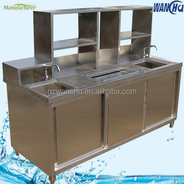 Counter Cabinets Stainless Steel