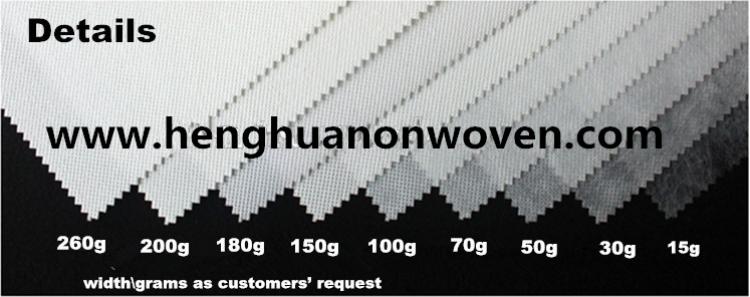 En iyi satmak çevre dostu kumaş renkli dokunmamış kumaş Spunbond polipropilen Nonwoven