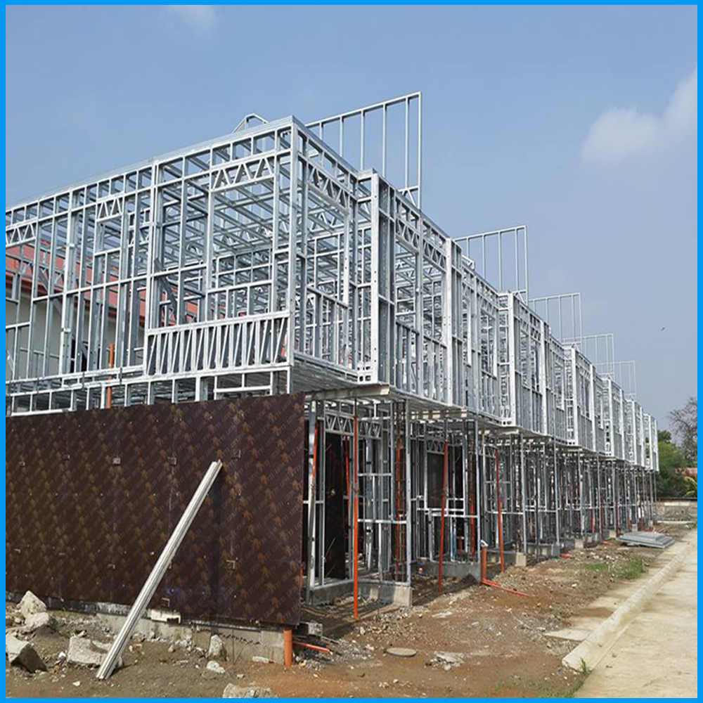 Low Priced Apartments: China 2015 High Quality Steel Frame Apartment Building