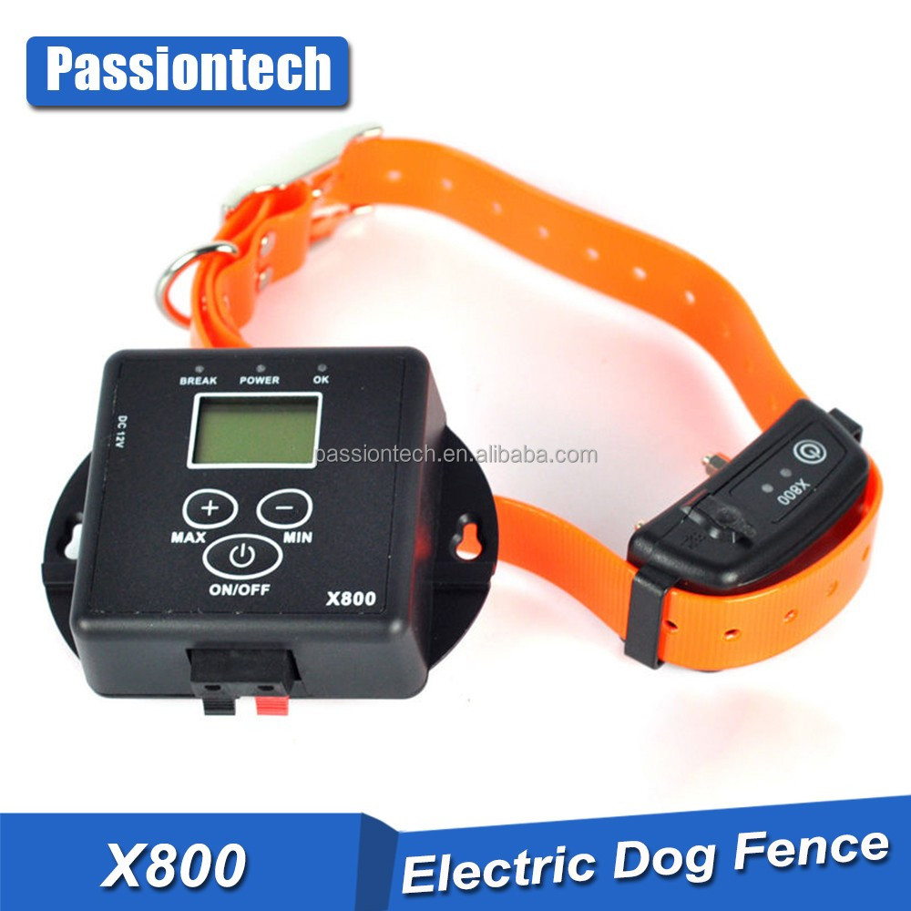 Outdoor Yard Electric Dog Fence Electronic Pets Manager Digital Invisible Fence