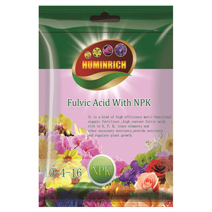 Huminrich Fewer Impurities Fertilizer For Fruit Trees Humic Fluvic Acid Concentrate Bio Fertilizer