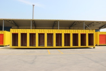 40ft High Cube Side Open Storage Shipping Container For Sale Buy