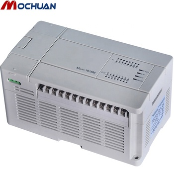high speed low cost 64 I/O analog control industrial automation PLC, programmable logic controller