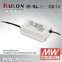 MEAN WELL LED DRIVER PCD-25-1400 25w 1400ma power inverter