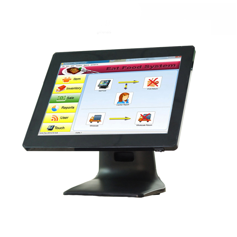 Touch Screen Cash Register/pos System/pos Machine Coffee ...