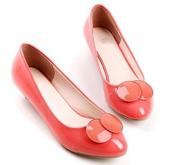 Lower Heels Relaxing Shoes 5 Colorful Styles Wzxa-2 - Buy ...