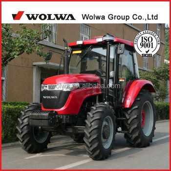 Wolwa Best China Tractor Manufacturer For Wheel Tractor